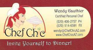 Chef Chic - Wendy Gauthier
